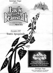 Jack and bean stalk